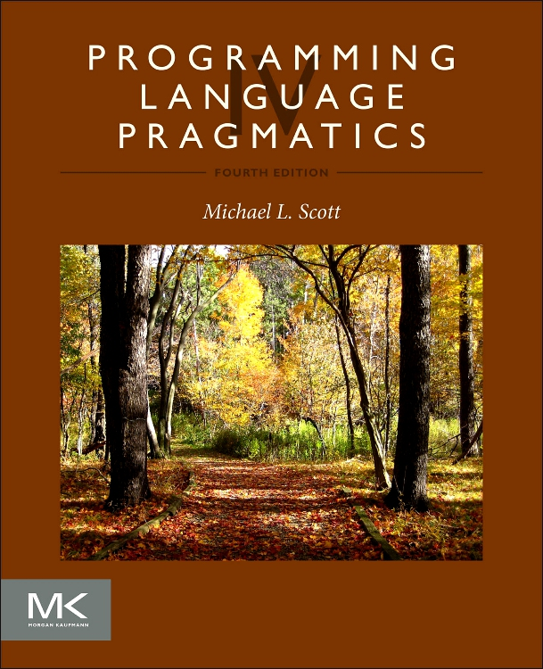 Programming Language Pragmatics Edition 4 By Michael Scott Elsevier Educate