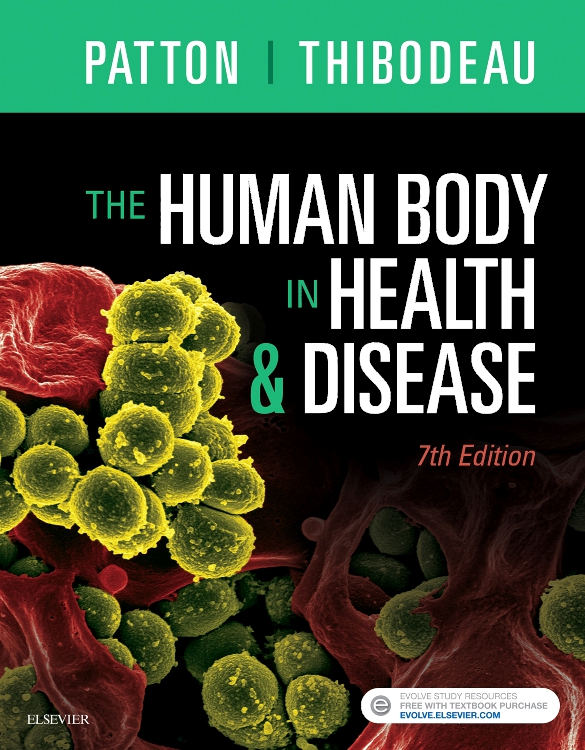 The Human Body in Health & Disease - Hardcover