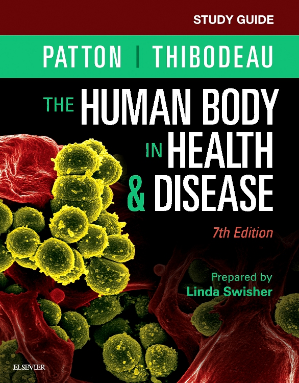 Study Guide for The Human Body in Health & Disease