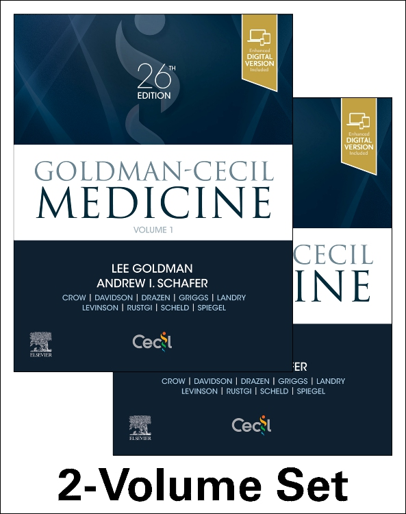 Goldman-Cecil Medicine, 2-Volume Set