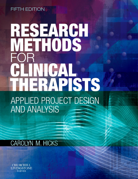 Research Methods for Clinical Therapists