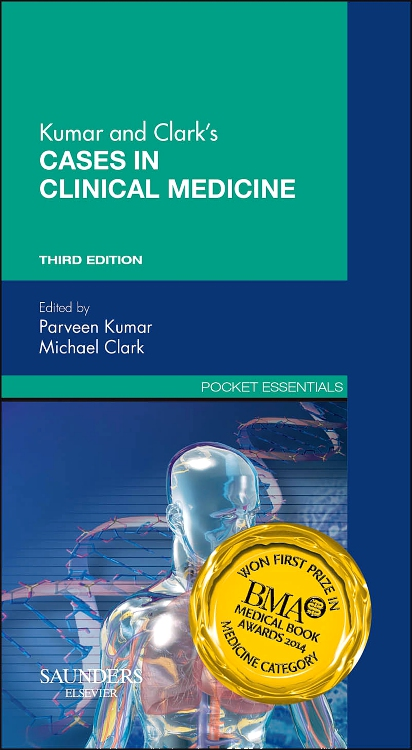 KUMAR AND  CLARK´S CASES IN CLINICAL MEDICINE,