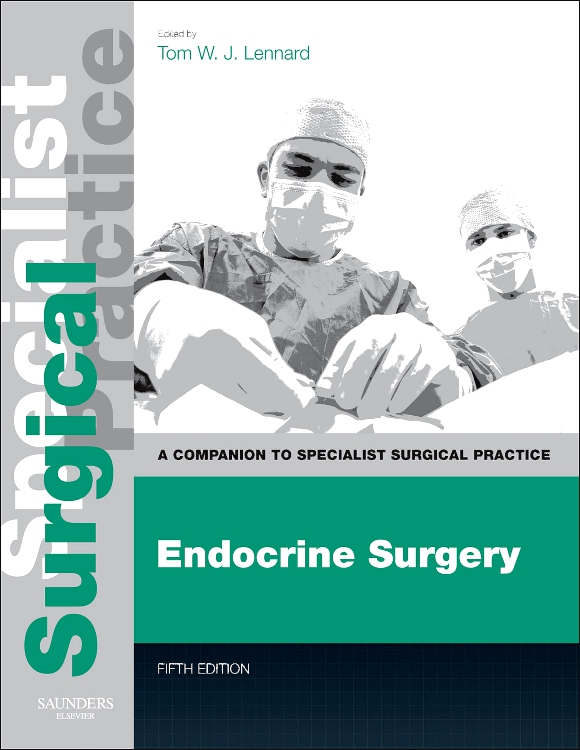ENDOCRINE SURGERY - PRINT AND E-BOOK,