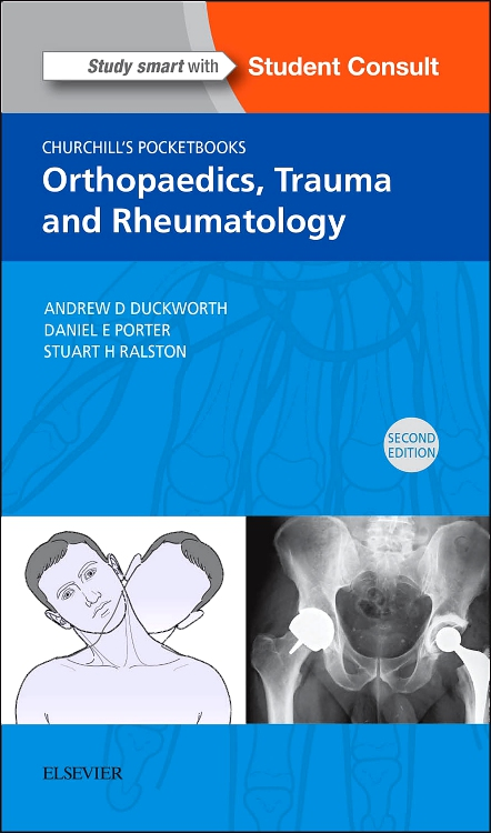 Churchill's Pocketbook of Orthopaedics, Trauma and Rheumatology