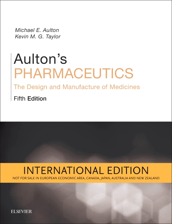 Aultons Pharmaceutics Ebook