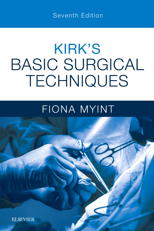 Kirk's Basic Surgical Techniques