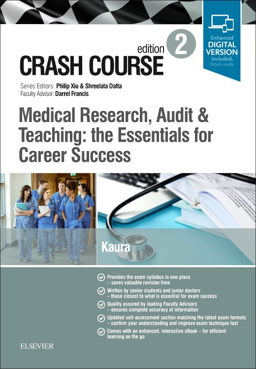 Crash Course Evidence-Based Medicine Reading and Writing Medical Papers