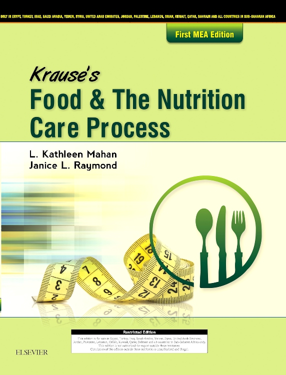 Krause's Food & the Nutrition Care Process, MEA edition