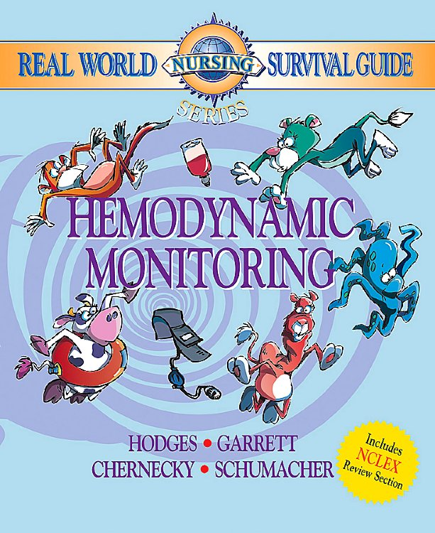 Real World Nursing Survival Guide: Hemodynamic Monitoring