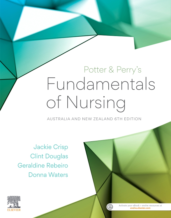 Potter & Perry's Fundamentals of Nursing - ANZ edition
