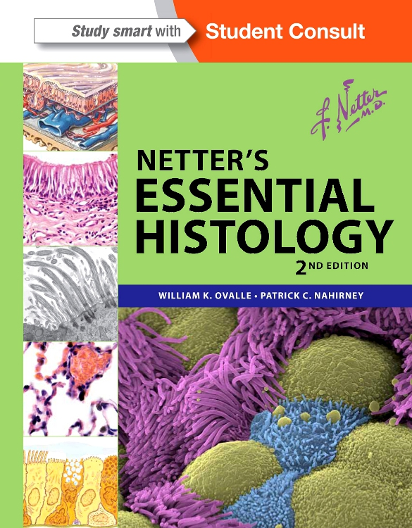 NETTER´S  ESSENTIAL HISTOLOGY,